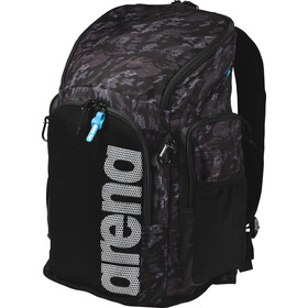 arena Team 45 Allover Plecak, camo black